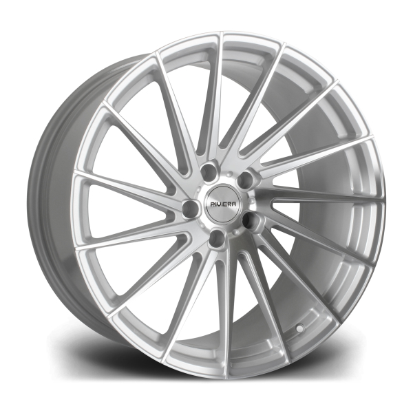 Riviera RV199 SILVER BRUSHED 19""
