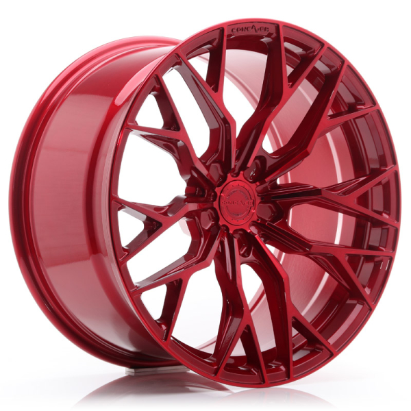 Concaver CVR1 BLANK Candy Red 19""