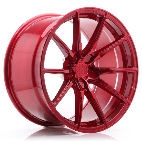Concaver CVR4 Candy Red 19""